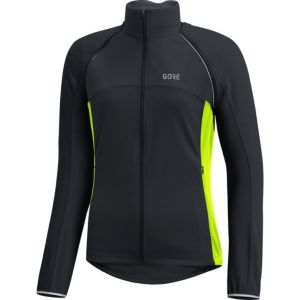 GORE® C3 Women GORE® WINDSTOPPER® PHANTOM Zip-Off Jacket