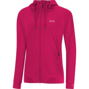 GORE® C5 Women GORE® WINDSTOPPER® Trail Hooded Jacket