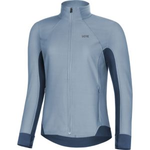 GORE® R3 Women Partial GORE® WINDSTOPPER® Shirt