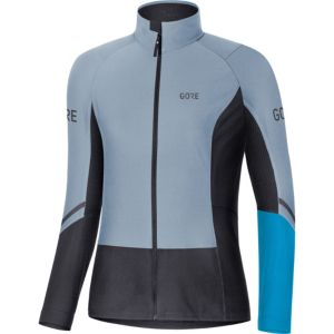 GORE® X7 Women Partial GORE® WINDSTOPPER® L/S Shirt