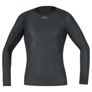 GORE® M GORE® WINDSTOPPER® Base Layer Maillot à manches l
