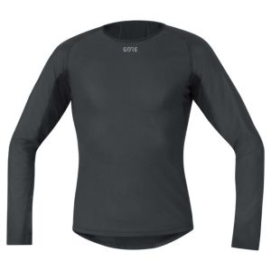 GORE® M GORE® WINDSTOPPER® Base Layer Thermo Maglia manica l