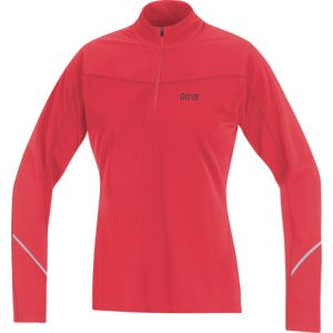 GORE® R3 Damen Thermo Zip Shirt langarm
