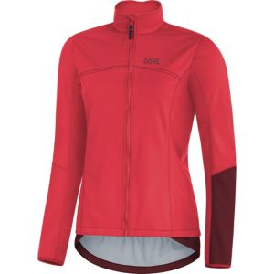 GORE® C5 Damen GORE® WINDSTOPPER® Thermo Jacke