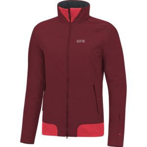 GORE® C5 Damen GORE® WINDSTOPPER® isolierte Trail Jacke