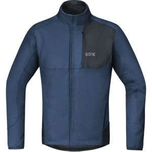 GORE® C5 GORE® WINDSTOPPER® Thermo Trail Jacke