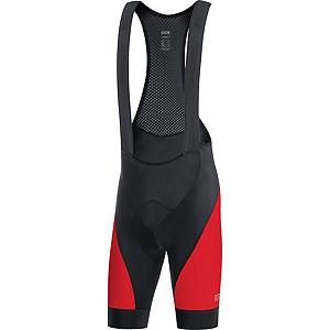 GORE WEAR C3 Mens Cycling Bib Shorts with Seat Insert