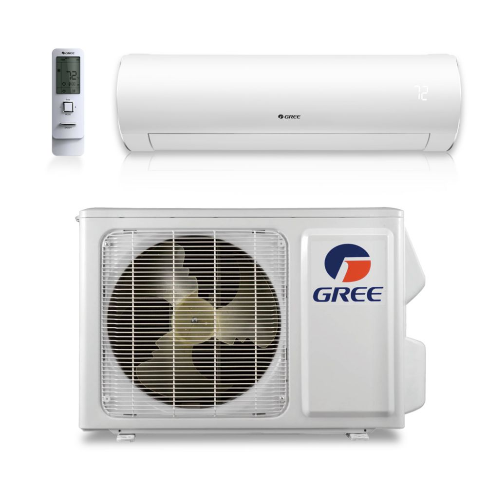 how to clean gree heat pump filter