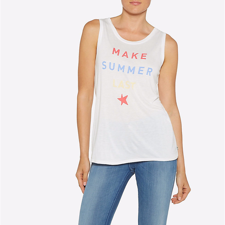 Women's Born Ready Scoop Neck \
