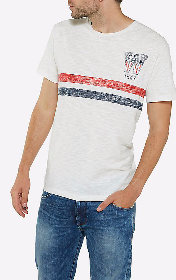 Men's Born Ready Printed Tee