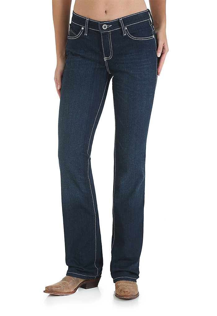 Wrangler Rock 47 >> Womens Jeans Fit Guide | Compare Fit | Wrangler