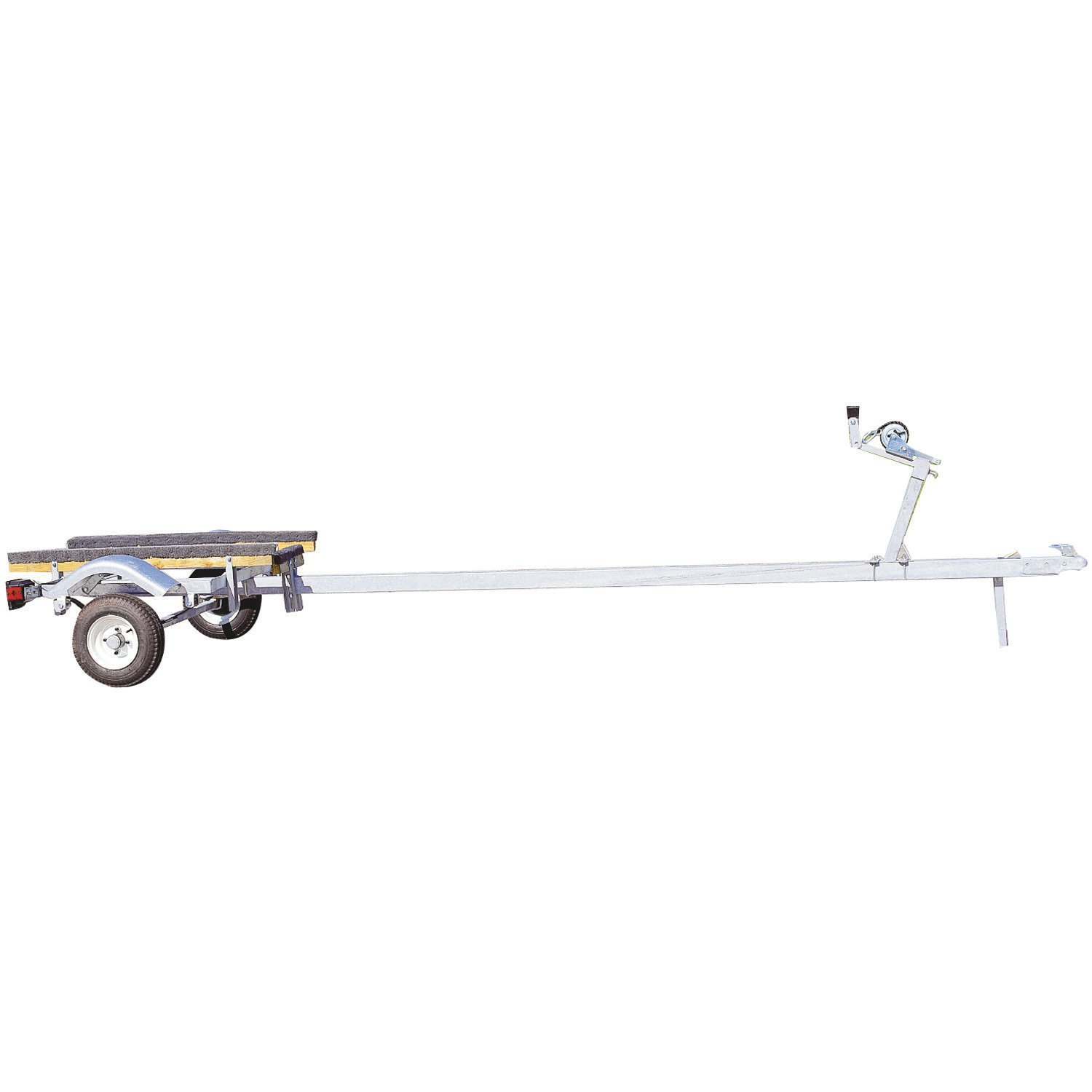 Mcclain 12 14 Single Axle Aluminum Jon Boat Trailer