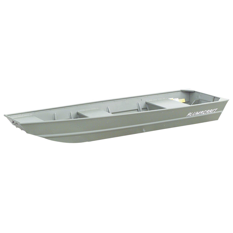 Alumacraft 15' Flat-Bottom Jon Boat