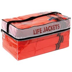 Adults' Type II Personal Flotation Devices 4-Pack