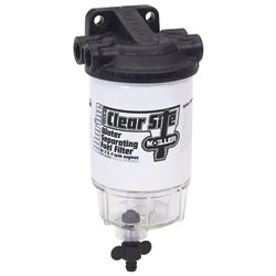 Clear Site Water Separating Fuel Filter System