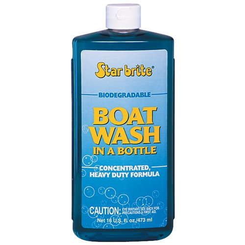 Star brite 16 oz. Boat Wash