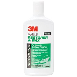 3M Marine Restorer and Wax