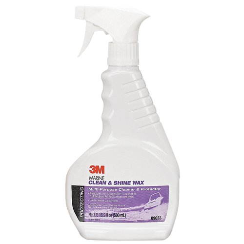 3M Marine Clean and Shine Wax