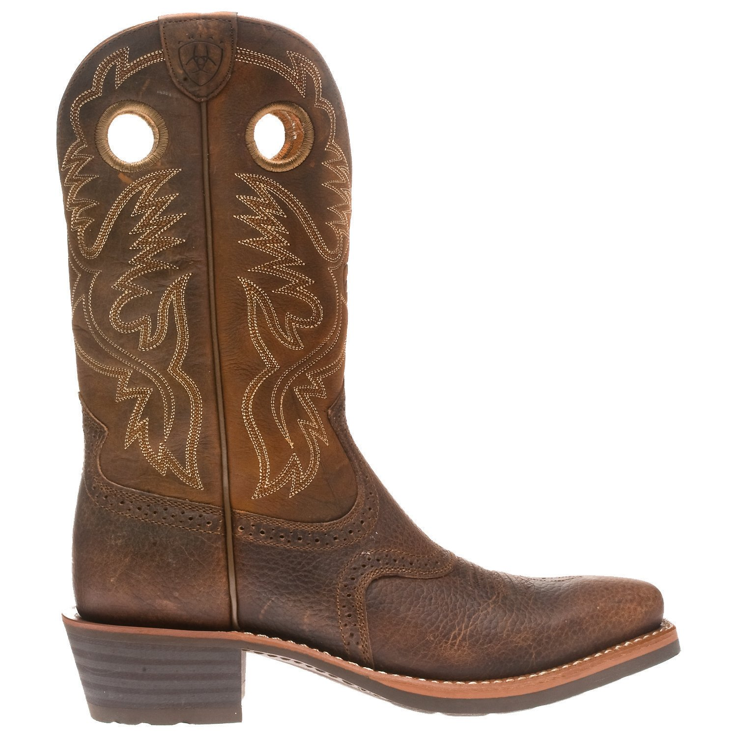 3c9555a9281d7 Display product reviews for Ariat Men's Heritage Roughstock Western Boots