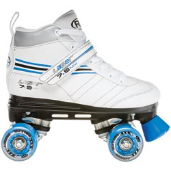 Roller Derby Girls' Laser 7.9 MX Quad Skates