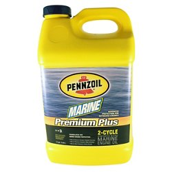 Marine Premium Plus 2.5-Gallon Synthetic Blend 2-Cycle Engine Oil