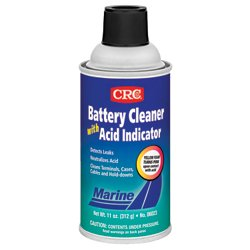 CRC Marine 11 oz. Marine Battery Cleaner