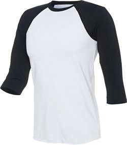 Men's 3/4 Sleeve T-shirt