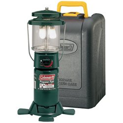 Coleman® Deluxe PerfectFlow™ Propane Lantern with Hard Carry Case