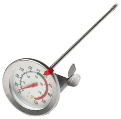 Outdoor Gourmet 8 in Long-Stem Thermometer