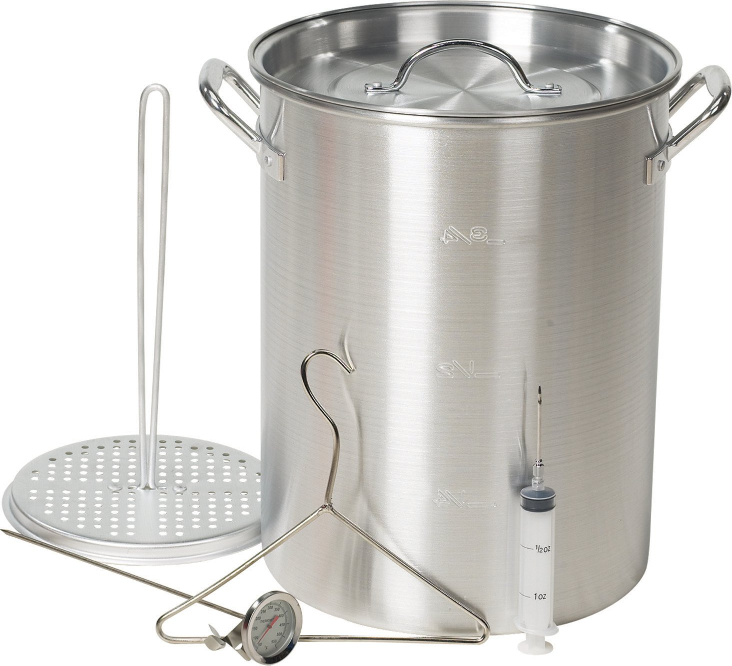 Outdoor Gourmet 30 qt. Aluminum Pot Kit - view number 3