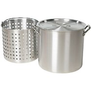Crawfish Pots + Strainers