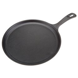 "Lodge Logic 10-1/2"" Round Griddle"