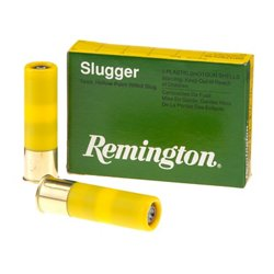 Remington Slugger 20 Gauge Rifled Slugs