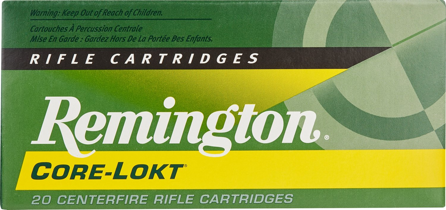 Remington Core-Lokt .30-30 Win. 150-Grain Centerfire Rifle Ammunition