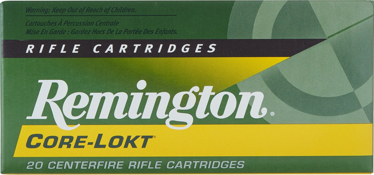 Remington Core-Lokt .30-30 Win. 170-Grain Centerfire Rifle Ammunition