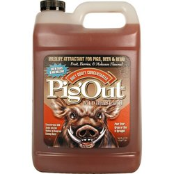 1-Gallon PigOut Attractant