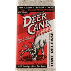 Evolved Habitats 4 lb. Deer Cane Block Attractant