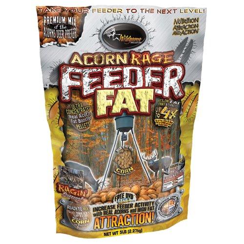 Wildgame Innovations Acorn Rage Feeder Fat™ 5 lb. Deer Attractant
