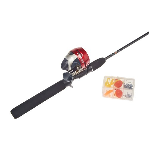 Zebco 202 5'6' Freshwater Rod and Reel Combo