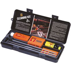 Rifle and Shotgun Cleaning Kit with Aluminum Rod