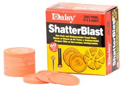 Daisy® ShatterBlast Clay Targets 60-Pack