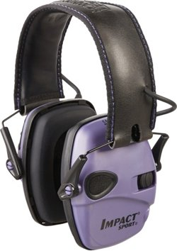 Howard Leight Impact Sport Sound Amplification Earmuffs