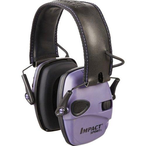 Howard Leight Impact Sport Sound Amplification Earmuffs