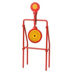 Double Blast 9 mm and .30-06 Spinning Target System