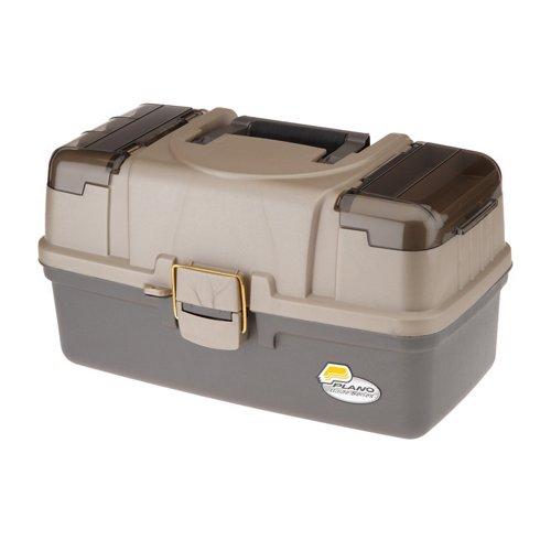Plano® Guide Series 3-Tray Tackle Box