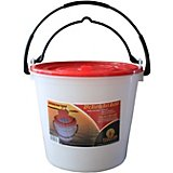 Challenge Plastic Products 10 qt. Bait Bucket