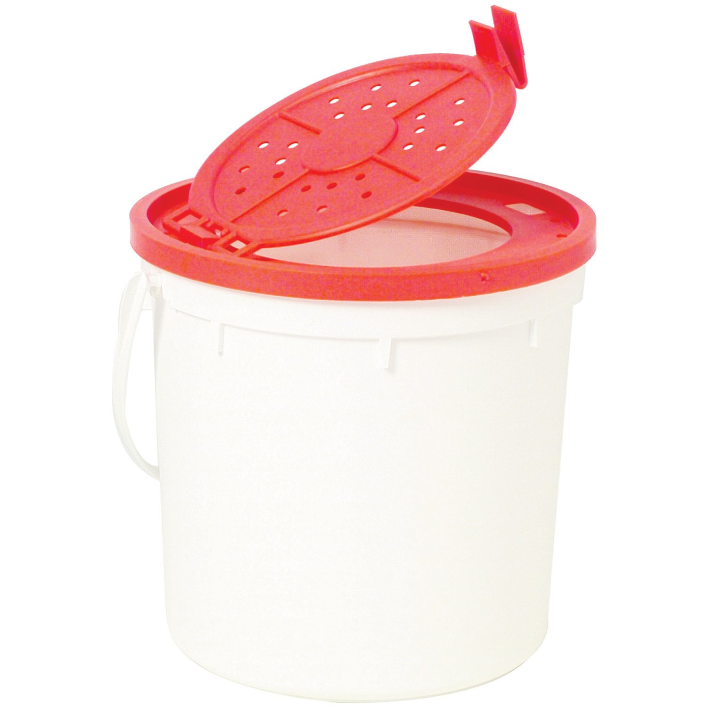 Challenge Plastic Products 4 qt. Minnow Bucket