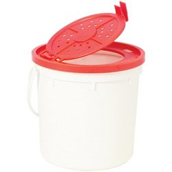 4 qt. Minnow Bucket