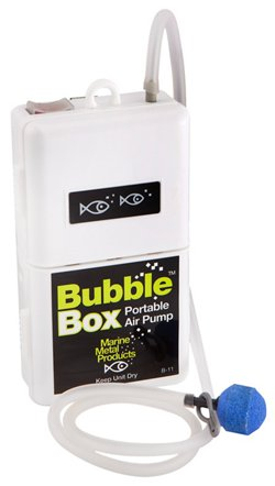 Marine Metal Products Bubble Box™ Air Pump