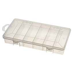Plano® StowAway® 6-Compartment Tackle Box